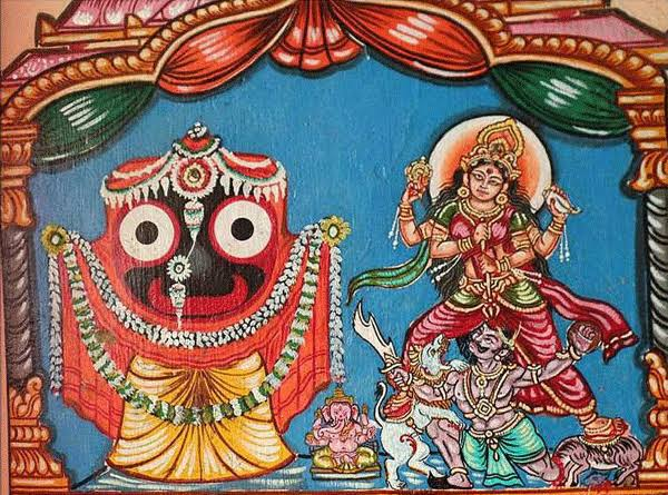 Bimala – A Goddess who eats only Jaganath Mahaprasad